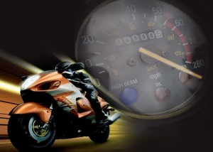 How fast have you had it is a question that real motorcyclists don't ask.