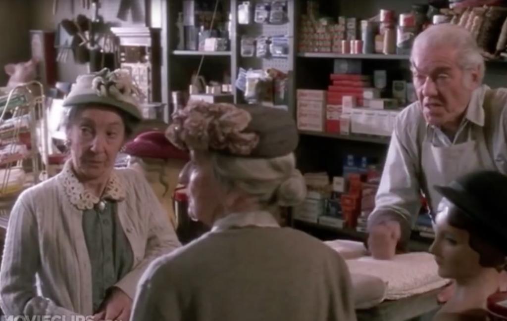 Shopkeeper has enough of Pee-Wee